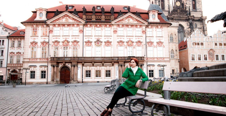 Фотопрогулка: #1 Староместская площадь