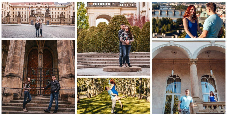 Фотопрогулка: #10 Пражский град + Летенские сады