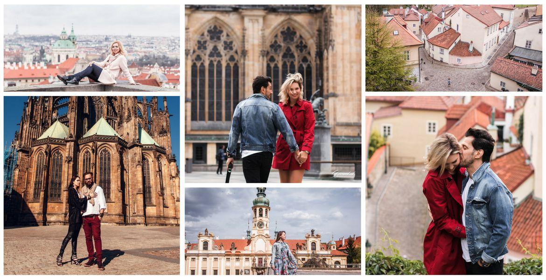 Фотопрогулка: #8 Пражский град + Новый свет