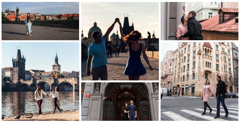 Фотопрогулка: #6 Карлов мост + Еврейский квартал