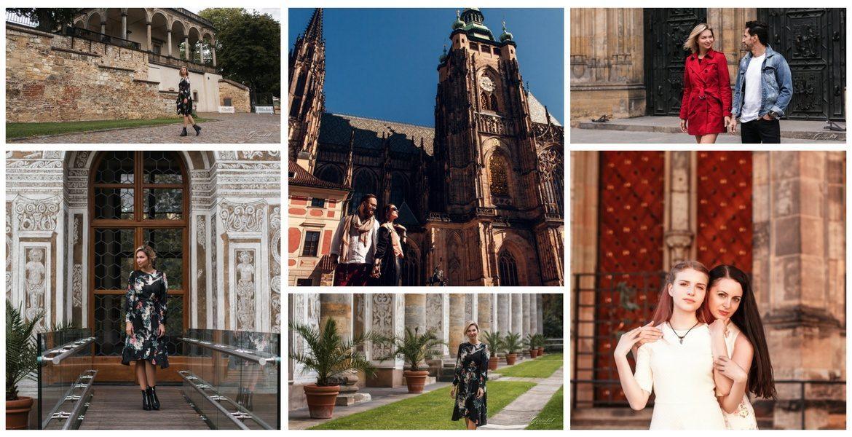 Фотопрогулка: #9 Пражский град + Летний дворец королевы Анны
