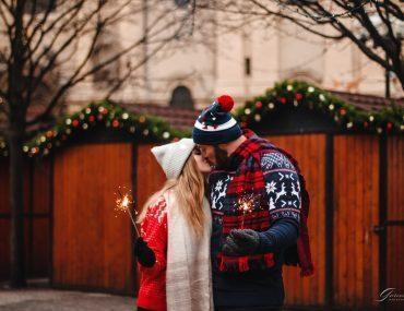 Счастливого Рождества или сюрприз в Рождество!