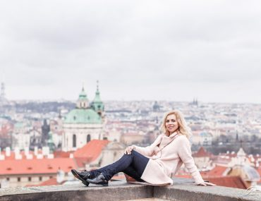 16 площадок на красивейшие виды Праги