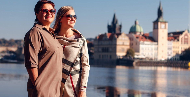 Фотопрогулки с мамой в Праге?