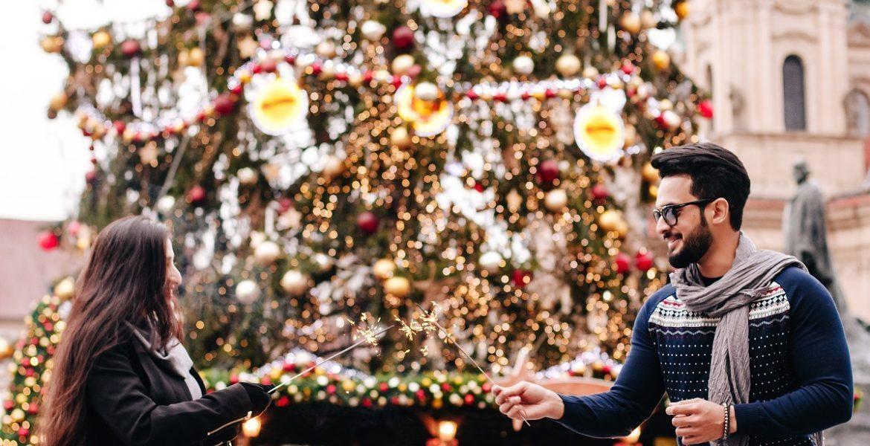 Рождественские ярмарки в Праге 2018