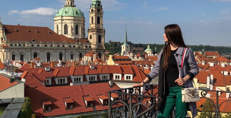 Фотосессия для инстаграм в Праге