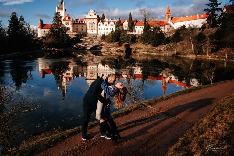 Фотопрогулка: #14 Пругоницкий парк и замок