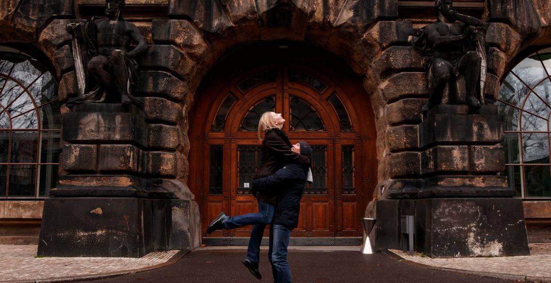 Фотопрогулка: #3 Старый город Дрездена