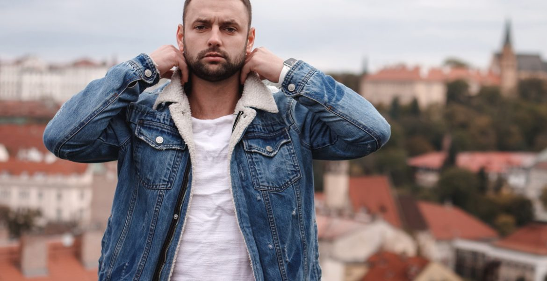 Мужская фотосессия в Праге на Вышеграде